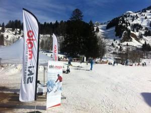 ski~mojo Test day