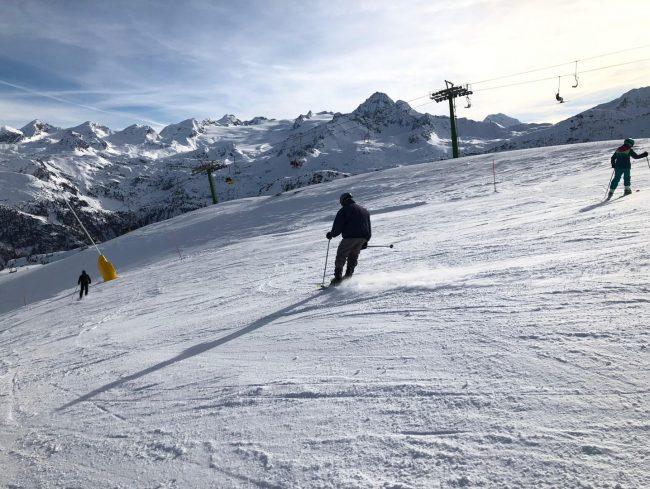 peter ski ACL injury