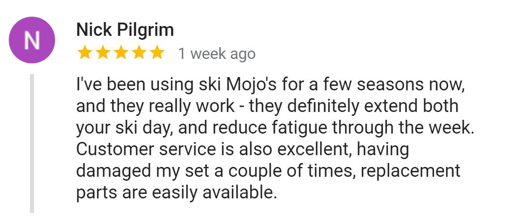 ski mojo review